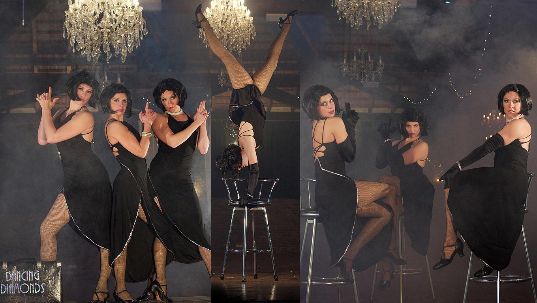 Tanzshow James Bond/Marilyn Monroe