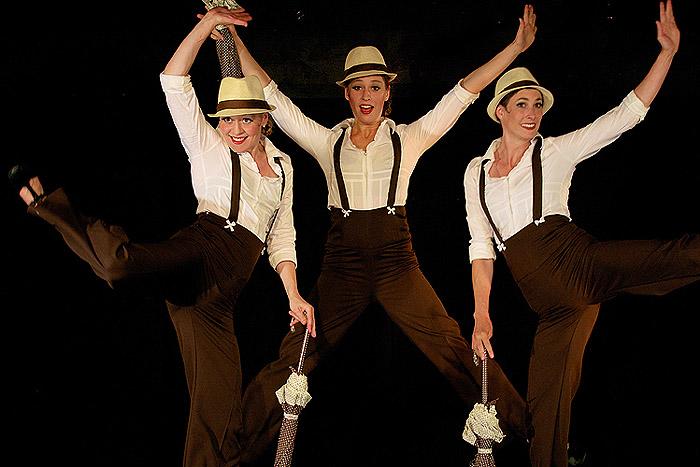 Swing Tanzshow 20er Jahre Stil